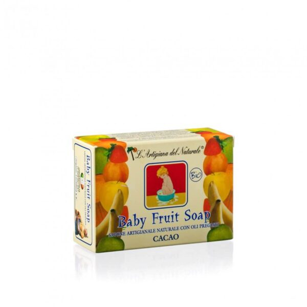Sapun natural Cocoa pentru copii , 100 g Laboratorio Naturale