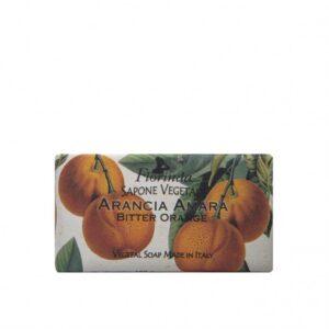 Sapun vegetal cu portocale amare Florinda, 100 g La Dispensa