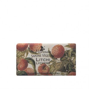 Sapun vegetal cu litchi Florinda, 100 g La Dispensa