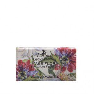 Sapun vegetal cu floarea pasiunii Florinda, 100 g La Dispensa
