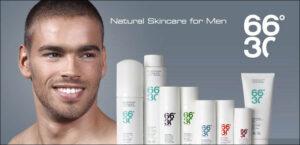 66°30 – Linie completa de produse cosmetice organice pentru barbati, adaptata nevoilor esentiale ale pielii