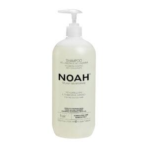 Sampon natural volumizant cu citrice pentru par fin si gras (1.1), Noa...