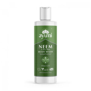 Gel de dus cu Neem & Tea Tree, Ayumi, 250 ml