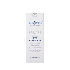 Crema contur de ochi cu Acid Hialuronic si extract de melc, Sireia – Bio Mer, 20 ml
