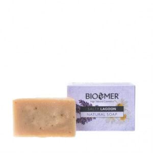 Sapun natural hidratant pentru ten sensibil cu Aloe Vera BIO, Bio Mer,...