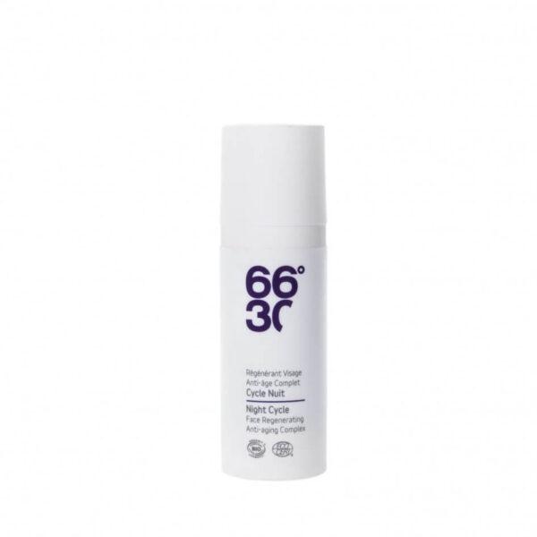 Crema Regeneranta Anti-aging BIO, 66-30, 50 ml