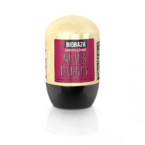 Deodorant natural pe baza de piatra de alaun pentru barbati BLACK ENERGY (dafin si patchouli), Biobaza, 50 ml
