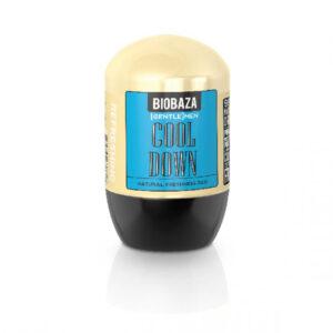 Deodorant natural pe baza de piatra de alaun pentru barbati COOL DOWN (menta), Biobaza, 50 ml