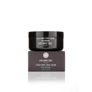 Crema de Barbierit Traditionala - Babassu & Bergamot, Gentlemen's Tonic, 125 ml