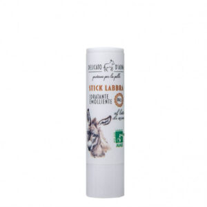 Lip Stick hidratant si reparator BIO cu lapte de magarita, La Dispensa...