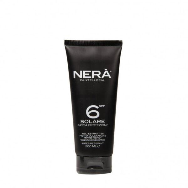 Crema pentru protectie solara low SPF6, Nerà, 200 ml