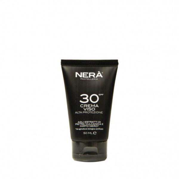 Crema de fata pentru protectie solara high SPF30, Nerà, 50ml
