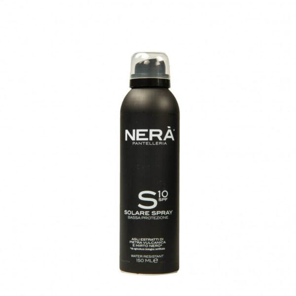 Spray pentru protectia solara low SPF 10, Nerà, 150 ml