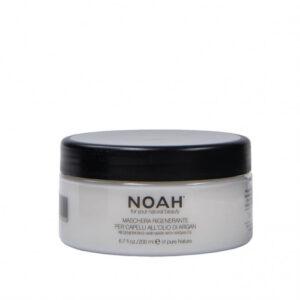 Masca regeneranta cu ulei de argan pentru par foarte uscat(2.3), Noah,...