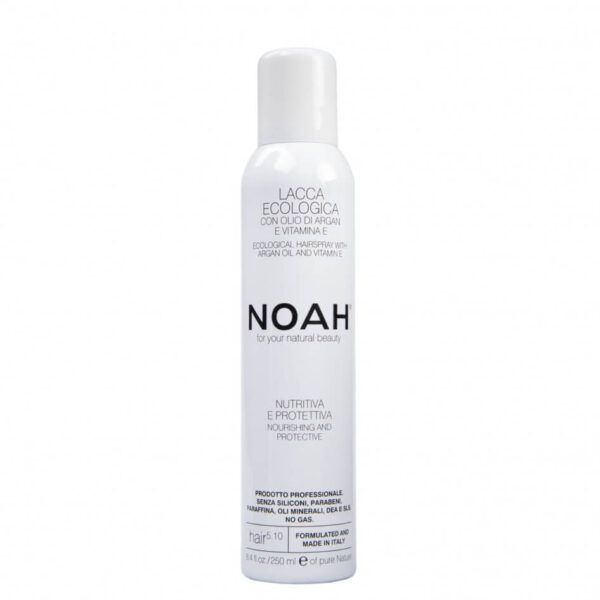 Spray fixativ ecologic cu Vitamina E (5.10), Noah, 250 ml