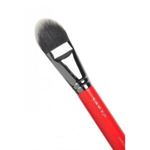 Pensula pentru fond de ten – 102 Face Curve, SARYA COUTURE MAKEU...