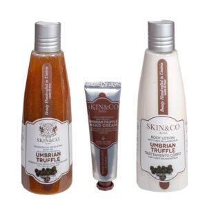Set ingrijire corporala, Umbrian Truffle – Skin&Co Roma