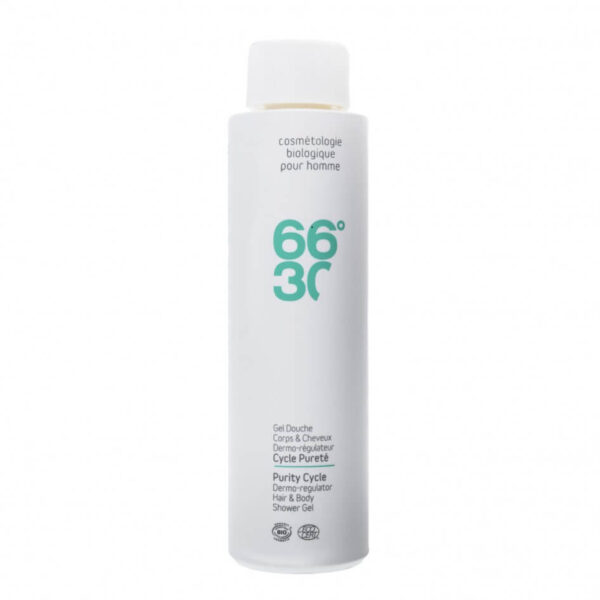 Sampon & gel de dus dermo-regulator BIO, 66-30, 250 ml