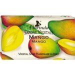 Sapun vegetal cu mango Florinda, 100 g La Dispensa