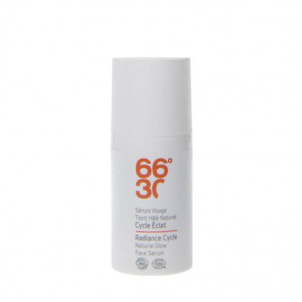 Ser Facial cu efect radiant, BIO, 66-30, 15 ml