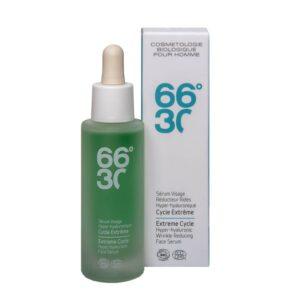 Ser Facial Antiaging pentru reducerea ridurilor pentru barbati, BIO, 66-30, 30 ml