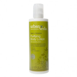 Lotiune de corp revitalizanta cu ulei de neem organic, Purifying &#821...