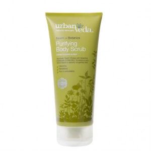 Exfoliant pentru corp cu ulei de neem organic, Purifying – Urban...