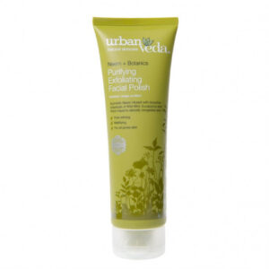 Exfoliant pentru curatare faciala cu extract de neem organic – t...