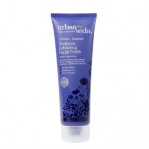 Exfoliant pentru curatare faciala cu extract de turmeric organic &#821...