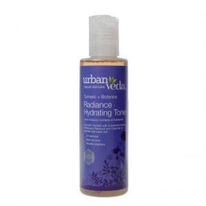 Lotiune tonica hidratanta cu extract de turmeric organic – ten u...