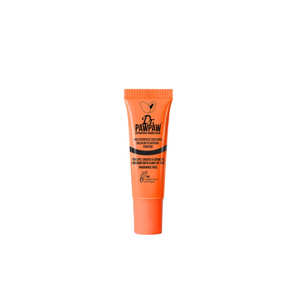 Balsam multifunctional, nuanta Orange, 10 ml, Dr PawPaw
