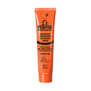 Balsam multifunctional, nuanta Orange, 25ml, Dr PawPaw