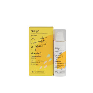 Serum Regenerant cu Vitamina C, KILIG WOMAN, 30 ml