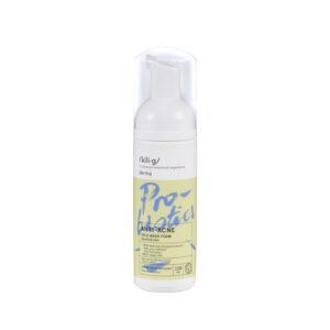 Spuma de curatare faciala cu probiotice pentru ten sensibil si acneic,...