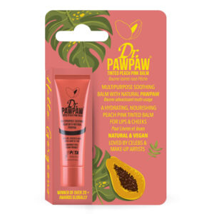 Balsam multifunctional, nuanta Peach, 10ml, Dr PawPaw