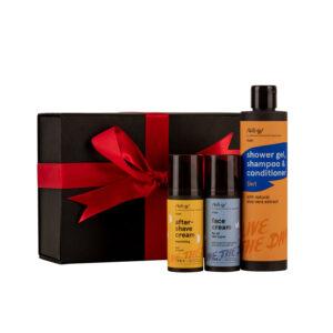 Set cadou pentru barbati: Kilig – Natural