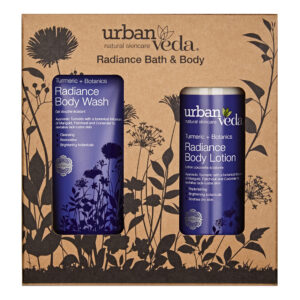 Cadou Urban Veda bath & body – RADIANCE