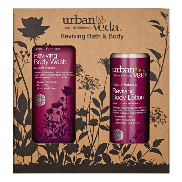Cadoul Urban Veda reviving - REVIVE AND SHINE