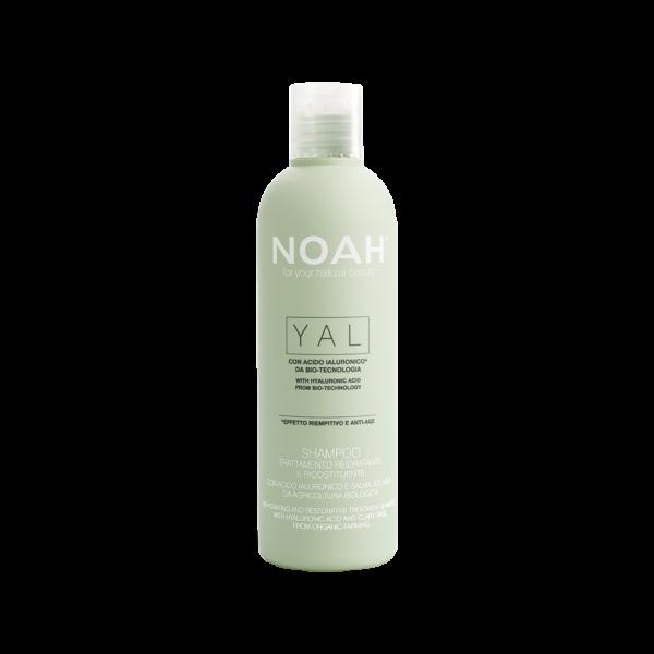 Noah - Yal - Sampon tratament cu acid hialuronic cu efect hidratant si regenerant