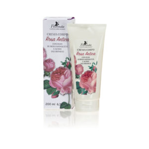 Crema hidratanta de corp LA DISPENSA Rosa Antica, 200ml