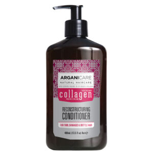Balsam reparator cu colagen pentru par subtire, deteriorat si fragil, ...