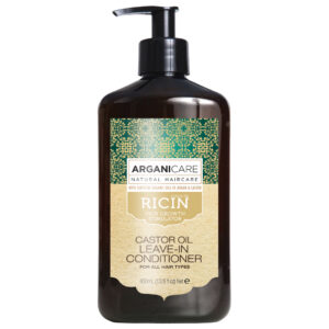 Balsam fara clatire ultra-hidratant cu ulei de ricin pentru toate tipu...