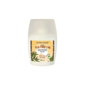 Sapun intim cu ulei de arbore de ceai, La Dispensa, 250 ml
