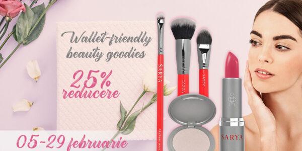 25% discount la produsele selecționate – Valentine's Day