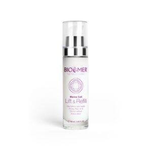 Crema tratament  pentru tenul matur cu ulei de cactus si extract de orhidee, Lift&Refill – Bio Mer, 50 ml