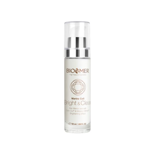 Crema iluminatoare Bright & Clear, Marine Cell - Bio Mer, 50ml