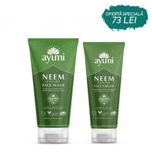 Set Duo face Neem, Ayumi