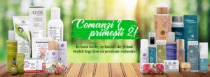 Campanie 1+1! Adaugi 2 produse în coș și plătești doar pentru 1!