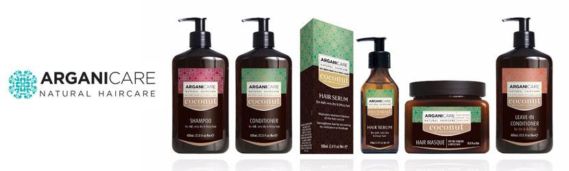 Arganicare – rutina perfectă pentru îngrijirea părului