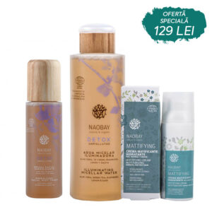 Mattifying Face Set, Naobay
